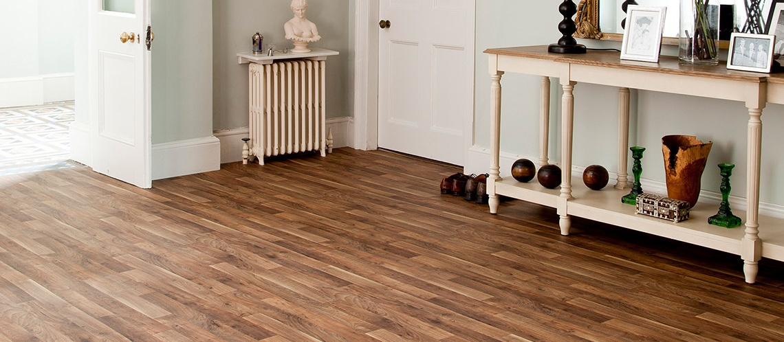 MAKE AN ENTRANCE Beautiful floors for beautiful homes