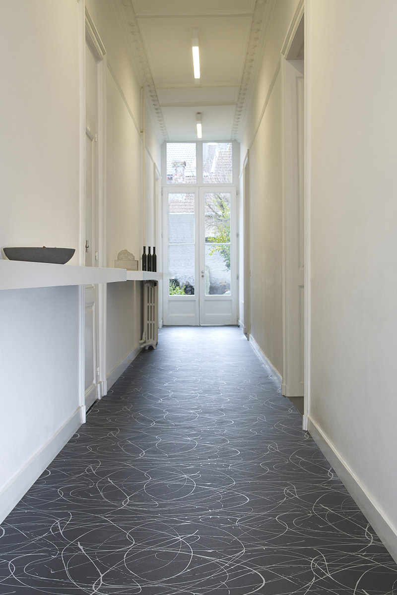 Avenue floors hallway for Pavimenti case moderne